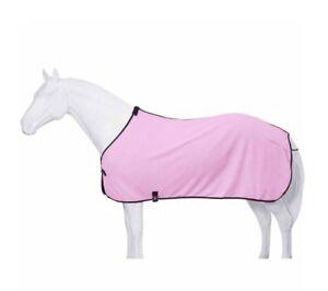 Tough-1  NEW Soft fleece Blanket Liner/Sheet - Pink - Med.