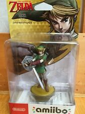 Amiibo Link Twilight Princess The Legend of Zelda  Nitendo 3DS Japan