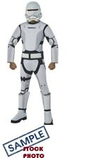 STAR WARS FLAMETROOPER BOYS SIZE 8-10 COSTUME ACCESSORY HALLOWEEN DISNEY cns