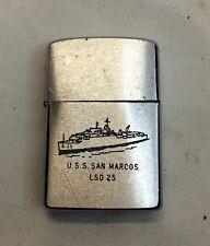Zippo Full Size 1958 Navy Ship (I149)