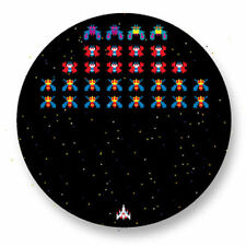 Magnet Aimant Frigo Ø38mm Retro Game Arcade Jeux 80s Asteroid