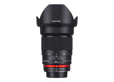 Brand New Samyang 35mm F1.4 AS UMC for Canon