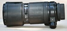Sigma 300mm F4 Apo nikon digital fit inc Circ Pol and skylight filters.