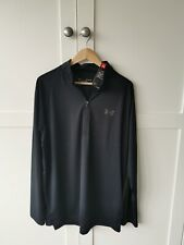 UNDER ARMOUR long sleeve heat gear training top XL BRAND NEW WITH TAGS