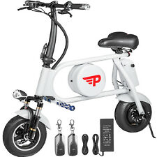 Folding E-Bike Electric Bicycle City Bike W/Lithium Battery 400W 16AH 35km/h