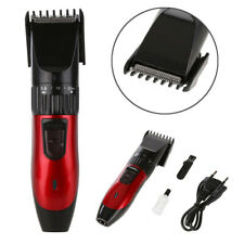 Pro Rechargeable Men's Electric Hair Trimmer Clipper Shaver Razor Beard Grooming