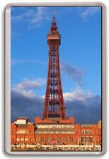 FRIDGE MAGNET - BLACKPOOL TOWER - Large Jumbo - England UK
