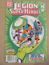 Legion of Super Heroes #303 Canadian Newsstand $0.75 Price Variant 9.2 NM-