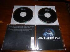 Alien / Best and Rare ORG 2CD Jim Jidhed Tony Borg Rare!!!!! B8
