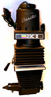 BESELER MODEL 23 C 23C SERIES II ENLARGER - WORKS - NO LENS