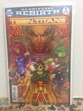 Teen Titans DC Universe Rebirth # 1