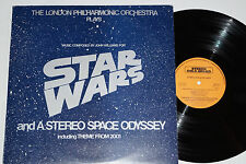 STAR WARS / A STEREO SPACE ODYSSEY 2xLP Soundtrack OST