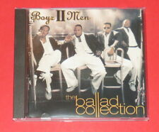 Boyz II Men - The ballad collection -- CD / Soul