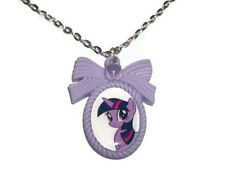 Twilight Sparkle Cameo Necklace My Little Pony Jewelry Friendship Is Magic MLP