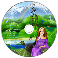 Pregnancy Music CD for you and your baby. Pregnancy Relaxation Music.