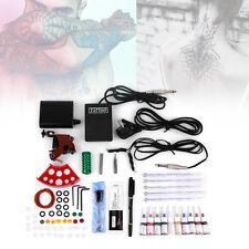 Machine Gun Power Needles Tattoo Equipment Kit New Hot BA
