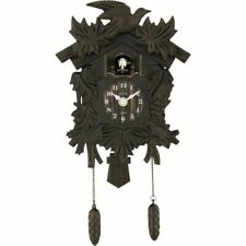 Acctim Hamburg Antique Traditional Classic Cuckoo Bronze Effect Wall Clock