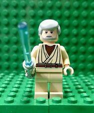 Lego Star Wars Obi-Wan Kenobi Minifigure 8092