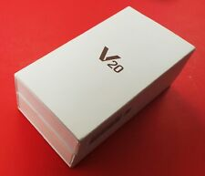 "NEW LG V20 LS997 64GB Sprint Touchscreen 5.7"" Android Smartphone Titan Clean ESN"