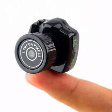 Smallest Mini Camera Camcorder Video Recorder DVR Hidden Pinhole Web cam JI