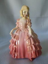 Royal Doulton Figure Rose Marked Hn 1368