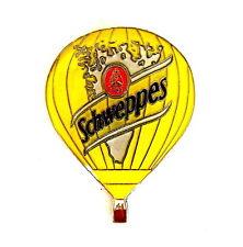 Ballon pin/broches-schweppes/EC-ITL [3499]
