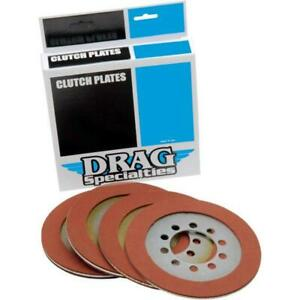 Drag Specialties 1131-0428 Organic Friction Plate Kit