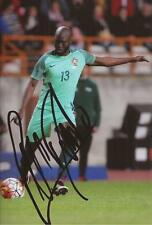 PORTUGAL & FC PORTO: DANILO PEREIRA SIGNED 6x4 ACTION PHOTO+COA