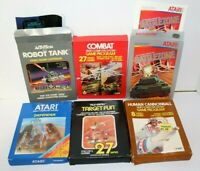 Atari, Sears Tele-game Boxes Only Lot