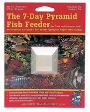 API 7 Day Pyramid Block Fish Feeder | Fish