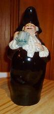 Vintage Colonial Figure Empty (Refillable) Liquor Bottle/Decanter