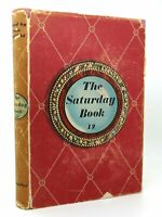 editor John Hadfield THE SATURDAY BOOK 12  1st Edition 1st Printing