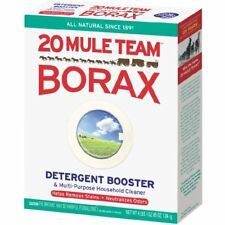 65-OZ 20 Mule-Team Borax Natural Laundry Detergent Booster - New