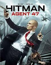 Hitman: Agent 47 Blu-ray, Good Disc, Zachary Quinto, Hannah Ware, Rupert Friend,
