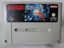 SNES Spiel - Terranigma (PAL) (Modul)