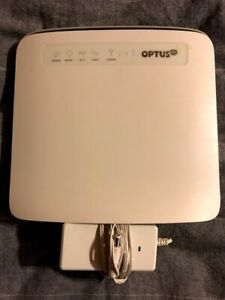 Optus e5186 4G Dual Band Home/Office Wireless Mobile Broadband Router - Unlocked
