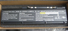 Original Battery CLEVO PortaNote D700t D750w D700tbat-12 Simplo 87-d70ts-4d61