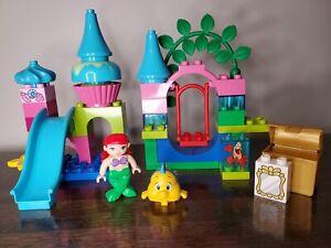"""ARIEL'S UNDERSEA CASTLE"" Disney Princess Duplo LEGO Set #10515"