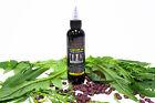 TERAPEUTICO FORTE giamaicano nero Olio di ricino ENERGIZZANTE MENTA fragranza