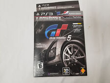 Gran Turismo 5: XL Edition For the Playstation 3