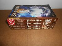 ShutterBox Volume 1-4 Manga Grapchic Novel Book Complete Lot in English