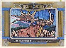 Megaloceros 2016 UD Goodwin Champions Origin of Species Patch #OS-228 - SP 1:108