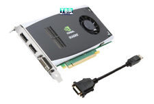 PNY Nvidia Quadro FX1800 768MB PCI-E x16 Video Graphics Card VCQFX1800-PCIE-PB