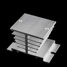 Aluminum Heat Sink for 10a-40a SSR Solid State Good type Heat Dissipation