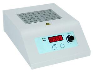 New dry bath incubator 2 block heater digital lab scientific up to 200 °C sydney