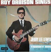 Roy Orbison Sings Vinyl LP.1965 Allegro ALL 778.Jerry Lee Lewis/Tommy Roe.