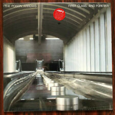 THE POISON ARROWS First Class And Forever SEALED 2009 LP 33RPM FT72 Noise Rock