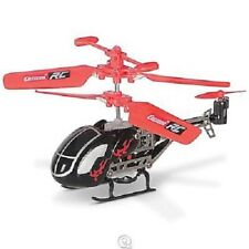 Carrera RC Black Micro Aliminum Frame Helicopter Gyro Stabilization 502001 NEW