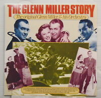 The Glenn Miller Story - vinyl LP Big Band Era 20187 Near Mint