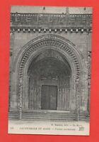 Portail de la cathédrale du MANS   (B9795)